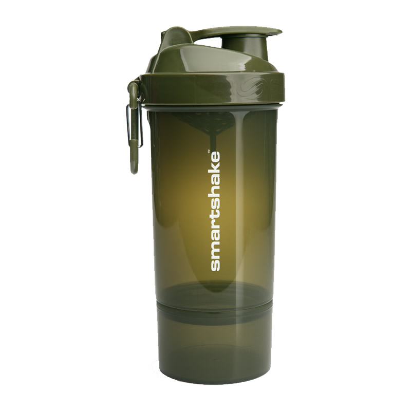SMART SHAKE ORIGINAL2GO ONE ARMY GREEN 800ML