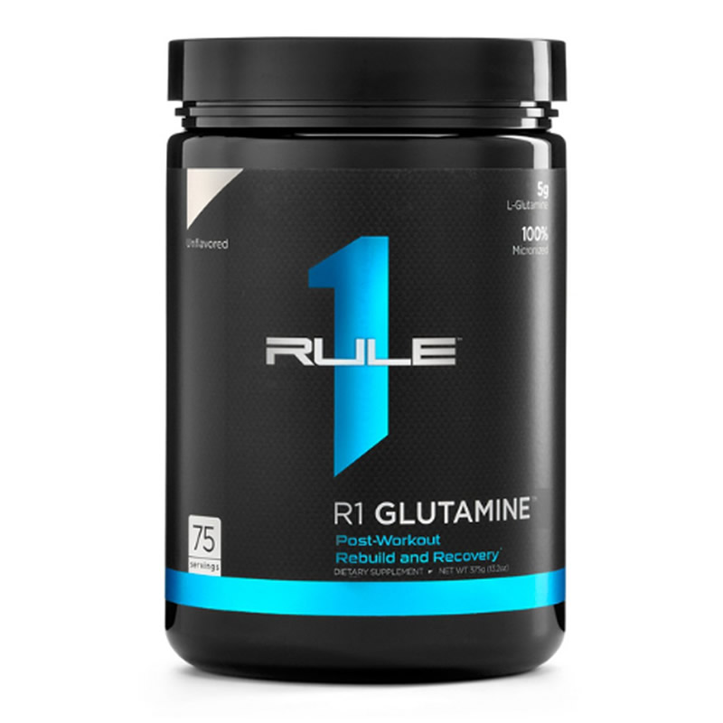 RULE1 GLUTAMINE 375GR 75SERVS
