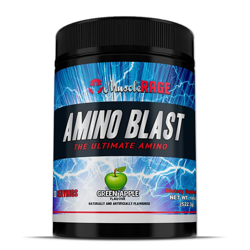 MUSCLERAGE AMINO BLAST 522GR
