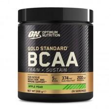 GOLD STANDARD BCAA TRAIN + SUSTAIN 266GR OPTIMUM NUTRITION