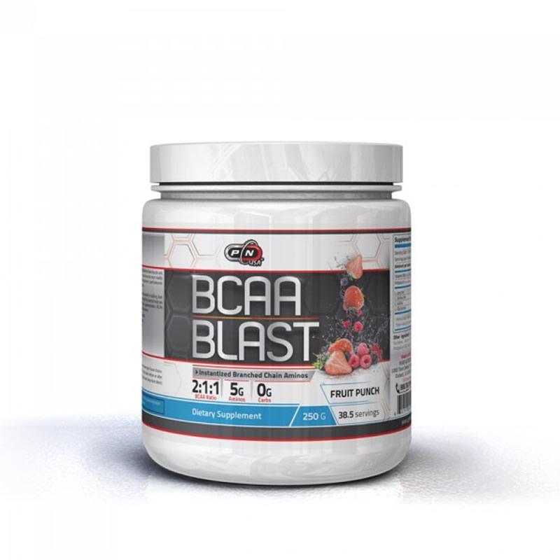 Pure Nutrition Bcaa Blast 250gr-30servs