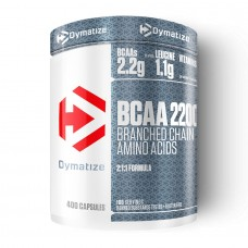 Dymatize Bcaa 2200-400caps