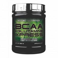 SCITEC NUTRITION BCAA+GLUTAMINE XPRESS 300GR 25SERVS