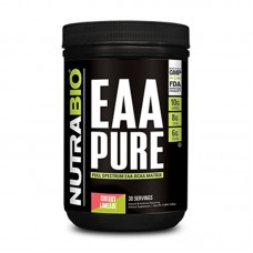 NUTRABIO LABS EAA PURE 420GR 30SERVS