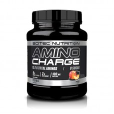 SCITEC NUTRITION AMINO CHARGE 570GR