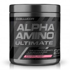 CELLUCOR ALPHA AMINO ULTIMATE 344GR 20SERVS