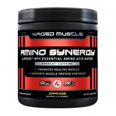KAGED MUSCLE AMINO SYNERGY + CAFFEINE 30SERVS