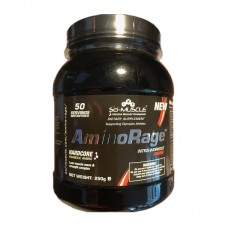 SCI-MUSCLE AMINORAGE 250GR 50SERVS