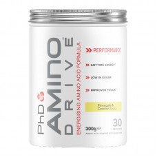 PHD NUTRITION AMINO DRIVE 300GR 30SERVS