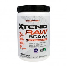 SCIVATION XTEND RAW UNFLAVOURED 30SERVS 366GR