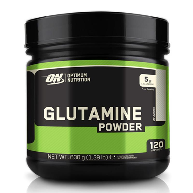 GLUTAMINE POWDER 630GR 30SERVS OPTIMUM NUTRITION