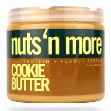 NUTS N MORE COOKIE PEANUT BUTTER 450GR