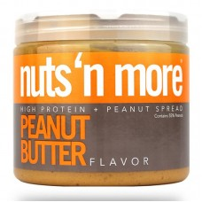 NUTS N MORE PEANUT BUTTER 450GR