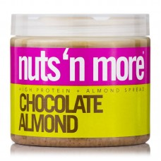NUTS N MORE ALMOND BUTTER 450GR CHOCOLATE