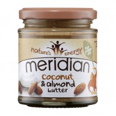 MERIDIAN ALMOND & COCONUT BUTTER 170GR