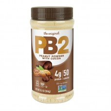 PB2 FOODS POWDERED PEANUT BUTTER COCOA 184GR