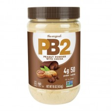 PB2 FOODS POWDERED PEANUT BUTTER COCOA 454GR