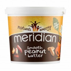 MERIDIAN PEANUT BUTTER SMOOTH 1000GR