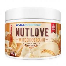 ALLNUTRITION NUTLOVE 500GR WHITE CHOCO PEANUT