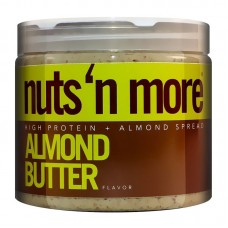 NUTS N MORE ALMOND BUTTER 450GR