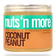 NUTS N MORE COCONUT PEANUT BUTTER 450GR