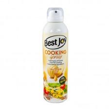 BEST JOY COOKING SPRAY 250ML BUTTER