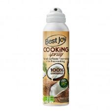 BEST JOY COOKING SPRAY 250ML COCONUT OIL