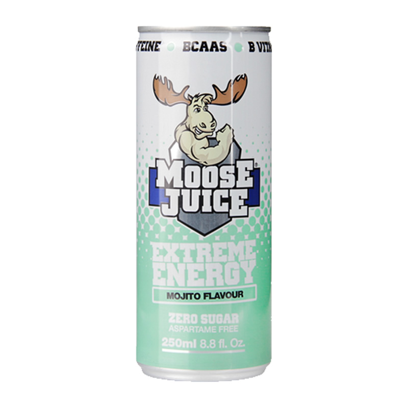 MUSCLE MOUSSE JUICE EXTRME ENEGRY 250ML