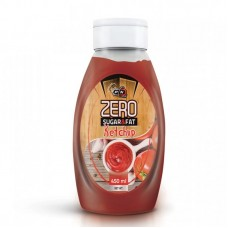 PURE NUTRITION ZERO SAUCE 450ML