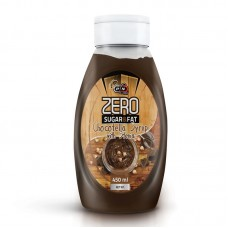 PURE NUTRITION ZERO SYRUP 450ML
