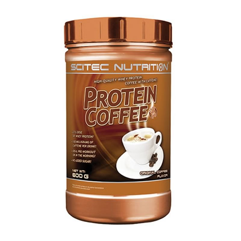 SCITEC PROTEIN COFFEE 600GR