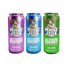 MUSCLE MOOSE JUICE EXTREME ENEGRY 500ML