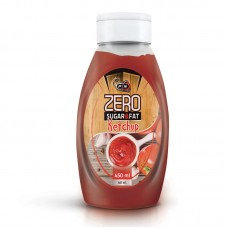 PURE NUTRITION ZERO KETCHUP 450ML