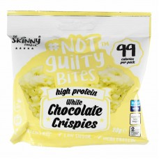 THE SKINNY FOODS NOΤ GUILTY CRISPIES 23GR - WHITE CHOCOLATE