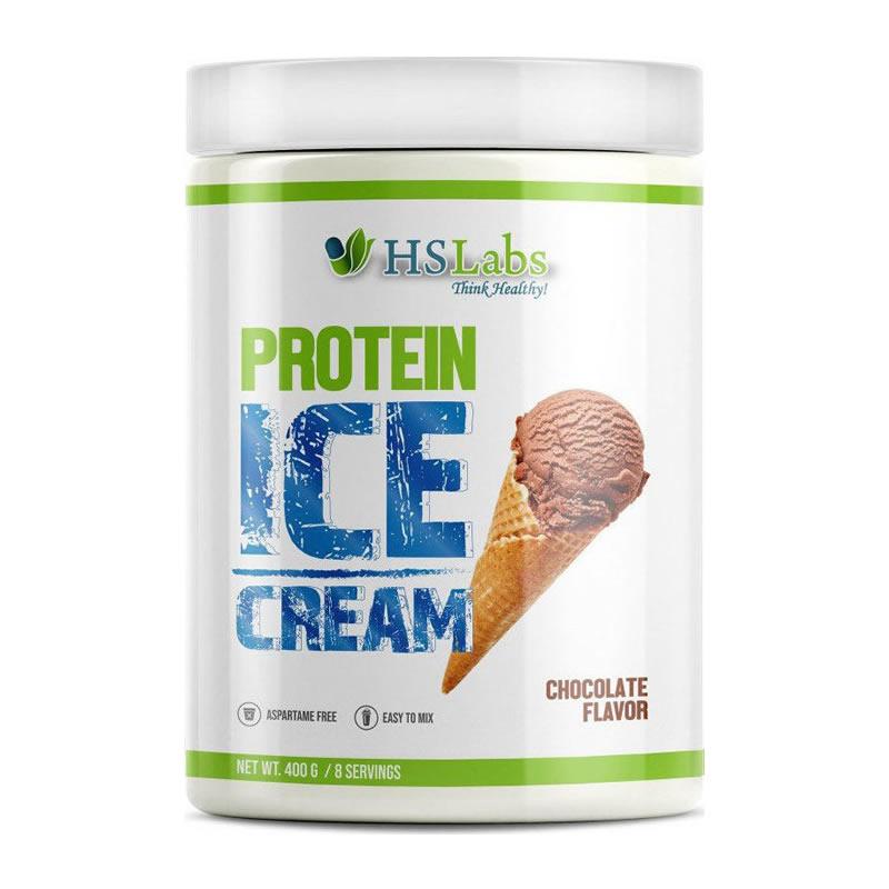 HSLABS PROTEIN ICE CREAM 400GR 8SERVS
