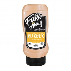 THE SKINNY FOOD CO FAKEAWAY SAUCE 452ML - BURGER