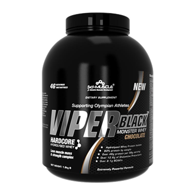 SCI-MUSCLE VIPER BLACK 1800GR