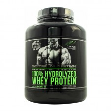 SCITEC NUTRITION HYDROLYZED WHEY PROTEIN 2030GR