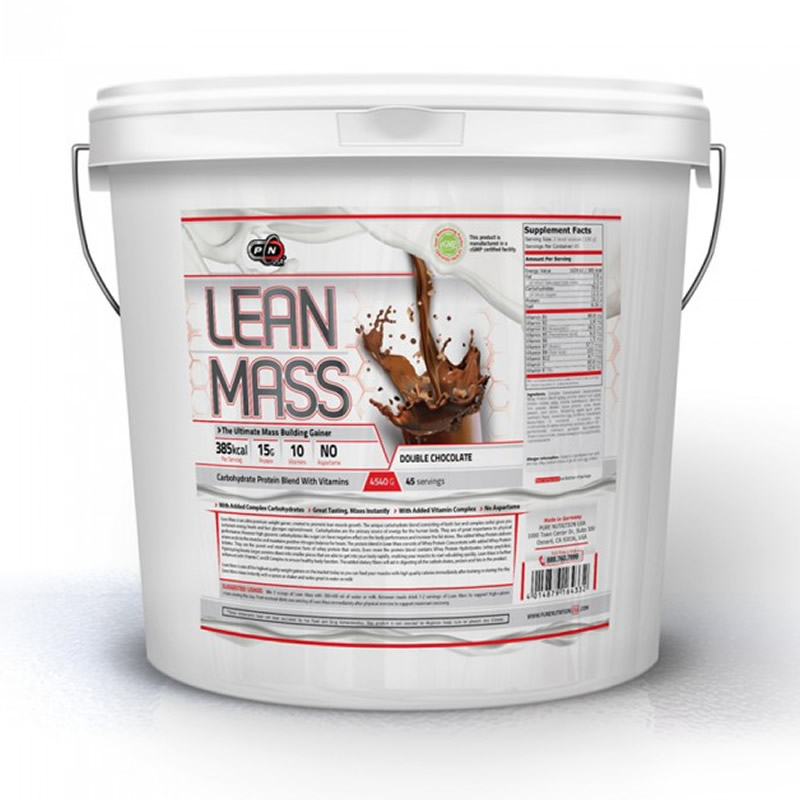 Pure Nutrition Lean Mass 4540gr