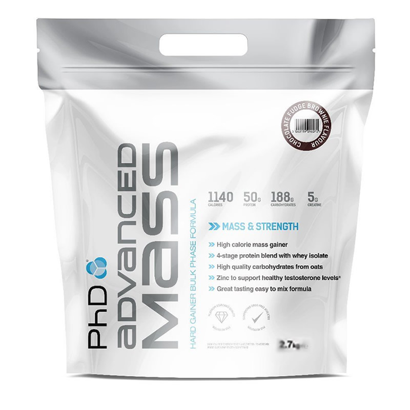 PHD ADVANCED MASS 2700GR