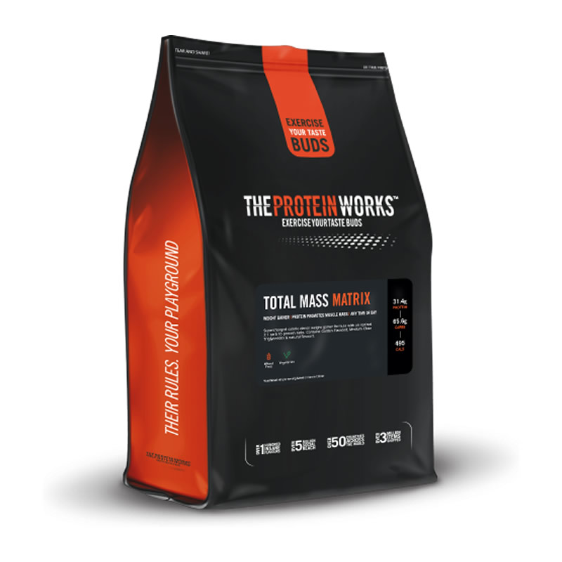 The Protein Works 2000gr Total Mass Matrix