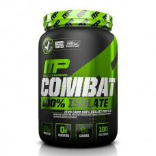 MUSCLE PHARM COMBAT 100 % ISOLATE 4lbs