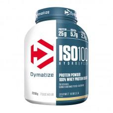 DYMATIZE ISO 100 4.9LBS 2200gr