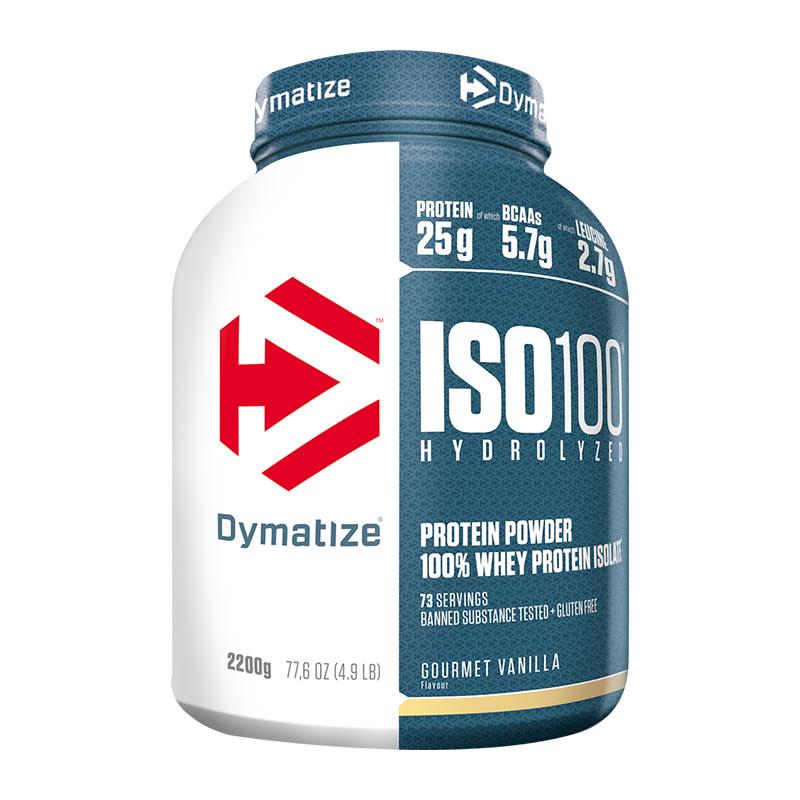 DYMATIZE ISO 100 4.9LBS