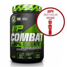 MUSCLE PHARM COMBAT 100 % ISOLATE 4lbs