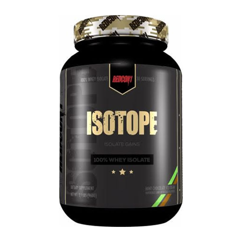 ISOTOPE 2.1LBS 960GR REDCON1