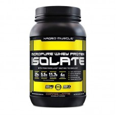 KAGED MUSCLE MICROPURE WHEY ISOLATE 3LBS 1360GR