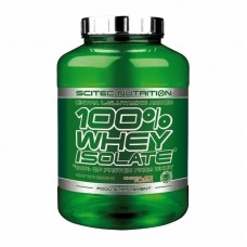 SCITEC NUTRITION 100% WHEY ISOLATE 2000GR
