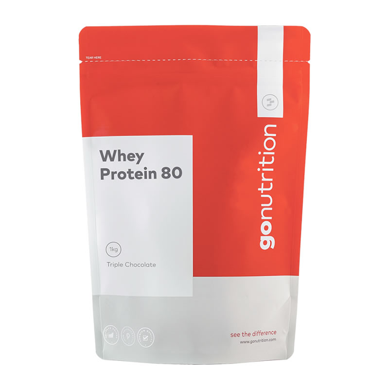 GONUTRITION WHEY PROTEIN 80 2.5KG
