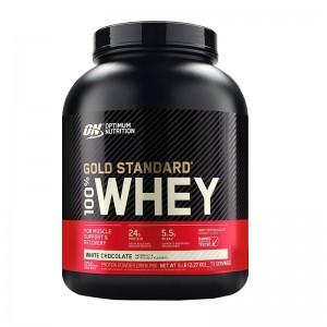 100% Whey Gold Standard 2273g OPTIMUM NUTRITION